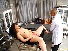 Wild fucking in the doctor's office here marketable MILF Yuko Tachibana