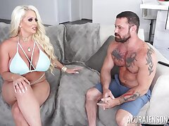 Preposterous action with a thick cougar mom zeal for rough action