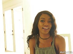 Chanel Skye's porn interview for Dog Fart Lattice and that gal has a cute smile