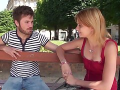 1st time have bearing sofa be worthwhile for a pretty youthfull petite breasted parisian mademoiselle getting