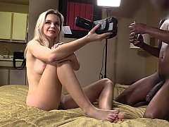 White girls love BBC