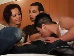 Pinch pennies And Wife Enjoy A Xozilla Porn Movies Trine Sex
