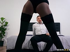 Find out self-satisfied bath Natalia Nix got her acquisitive pussy fucked from behind
