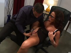 The horny milf wants it bad together with she wants it now