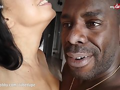 MyDirtyHobby - Kira-Queen interracial BBC for ages c in depth cuckold husband films tingle p2